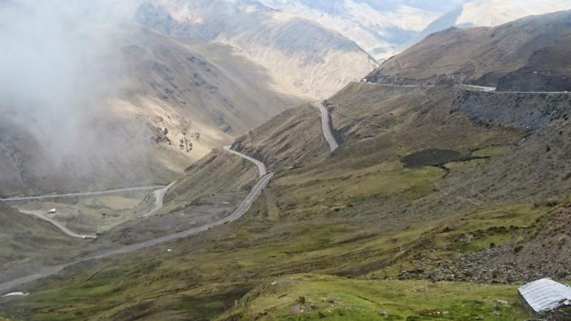 Abra Malaga Mountain Pas