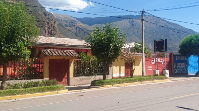 Cabell Hostel Calca