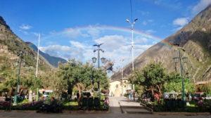 Ollantaytambo Plaza, Peru