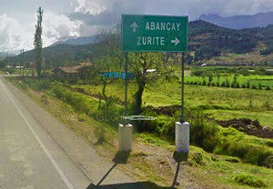 Zurite junction route 3S