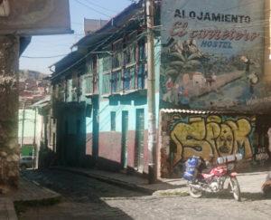El Carretero Hostel, Catacora, La Paz