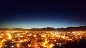 Cochabamba from the Cristo de la Concordia