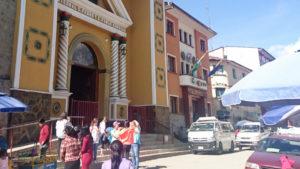 Coroico Plaza