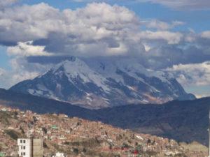 Illumani, La Paz, Bolivia