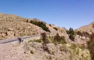 Route 4 to Cochabamba