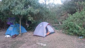 El Jardin Campsite, Samaipata, Bolivia