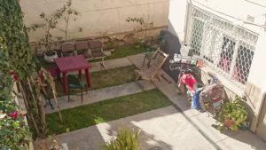 Samay Hostel Cochabamba, Front Garden
