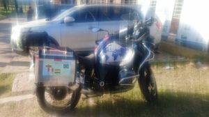 Carlos BMW Adventure 1200