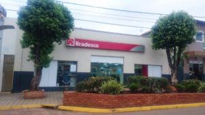 Bradesco Bank, Bonito, Brasil