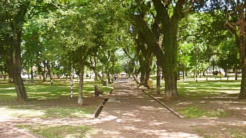 Santa Maria de Fe Plaza