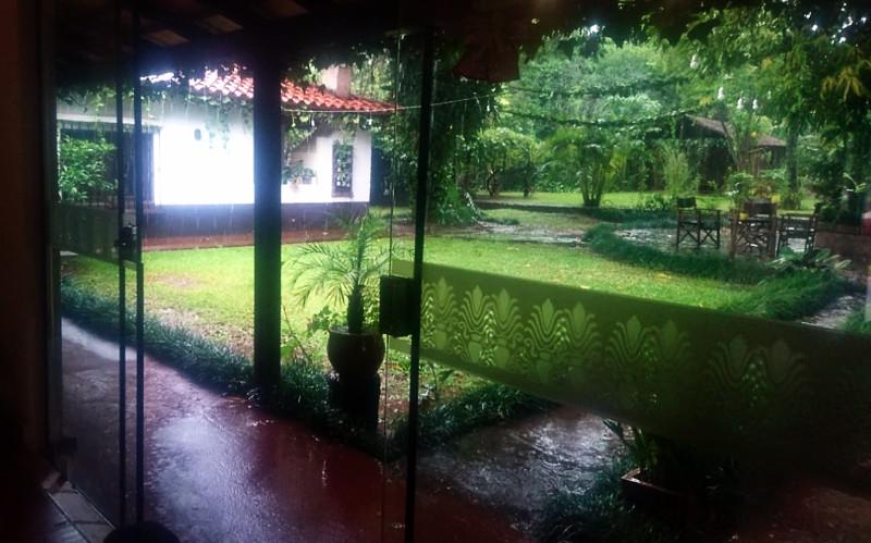 Santa Maria de Fe Rain