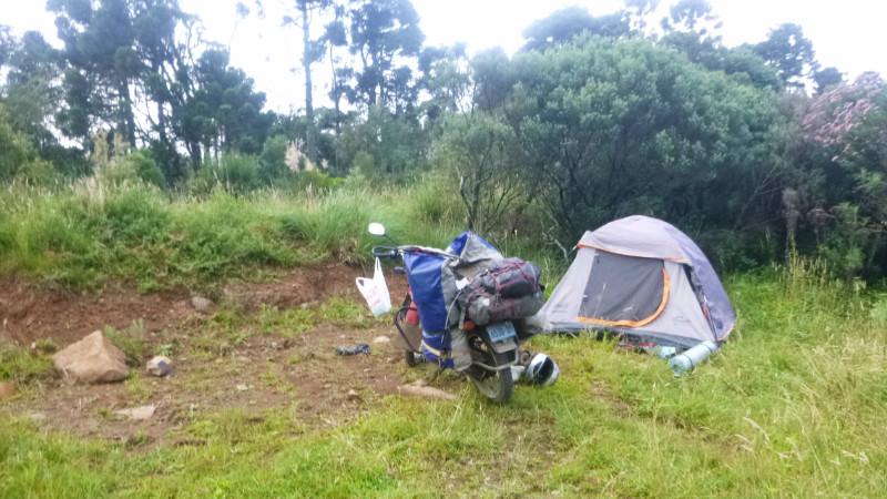 Gateway camp