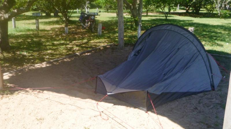 Camping Praia das Pombas