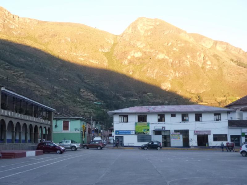 Calca Plaza de Armas