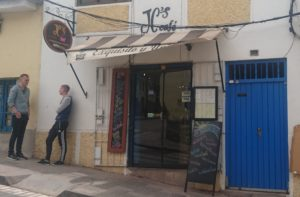 JCs Cafe Cusco, Peru