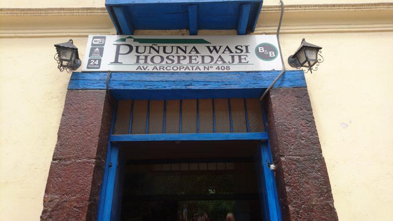 Pununa Wasi, Arcopata, Cusco