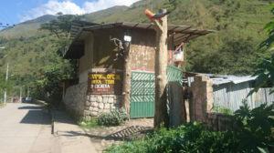 Inka Tours, Santa Teresa