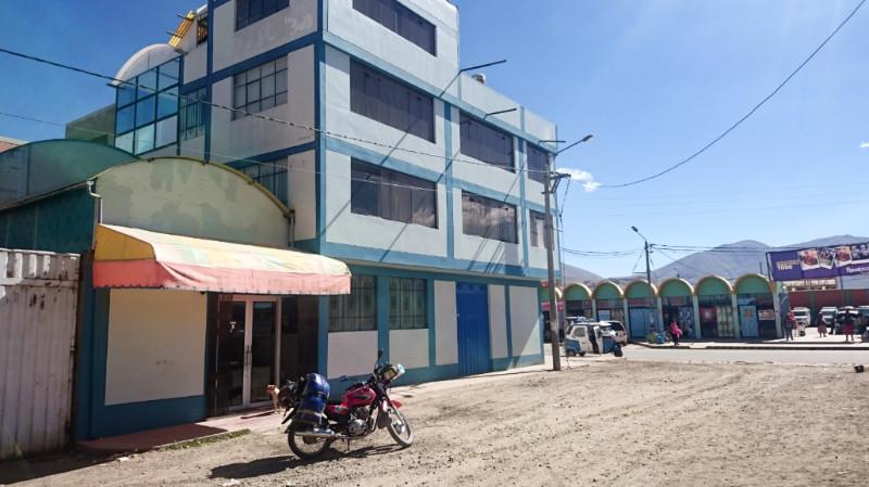 Ayaviri Hostel, Peru