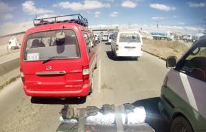 Route 3, El Alto, Bolivia