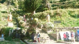 Yumani Inca Steps