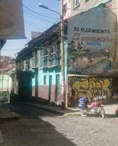 La Carretera Hostel, La Paz, Colombia