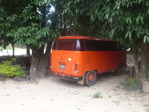 VW Combi, Bolivia