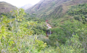 Las Cuevas, Samaipata, Bolivia
