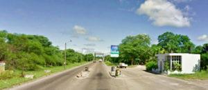 Santa Cruz Bridge to Urubo