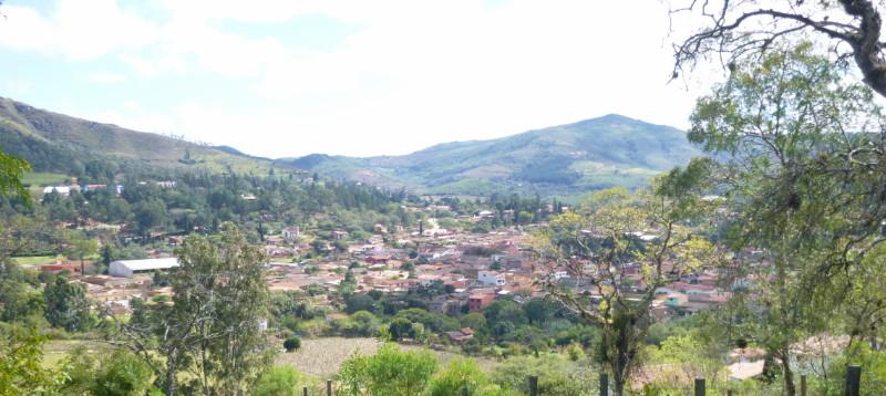 Samaipata town, Bolivia