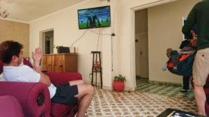 World Cup Room, Samay Hostel