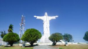 Cristo Redenta, Corumba, Brazil