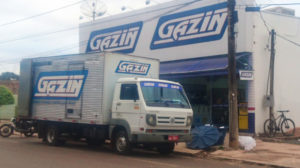 Gazin, Bonito, Brazil