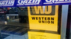 Western Union, Gazin, Bonito