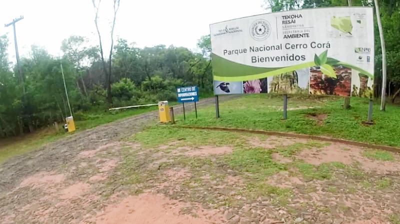 Cerro Cora, Paraguay