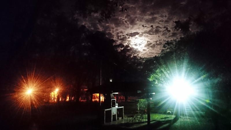 Pantanal Moon