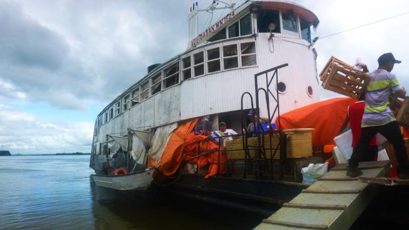 The Vessel Aquidaban