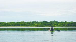Laguna Blanca Kayak
