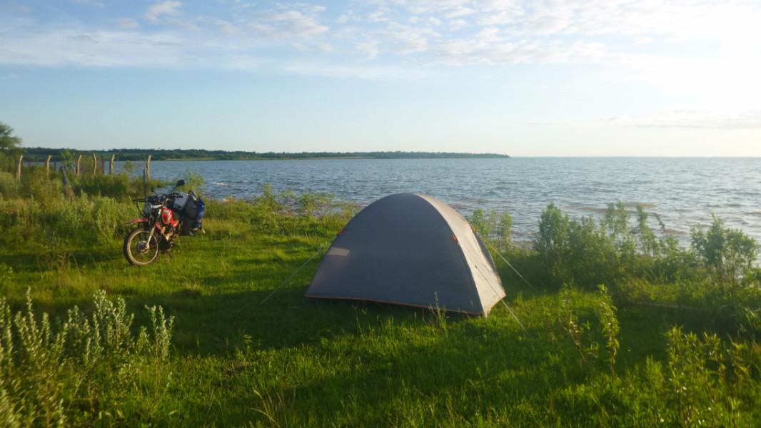 San Cosme Camping