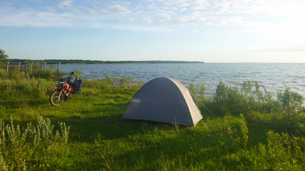 Camping San Cosme Y Damian