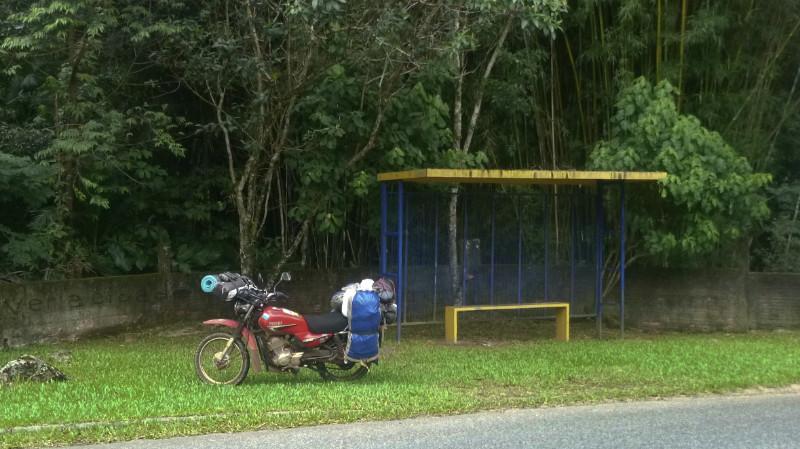 Bus Shelter -Plan B