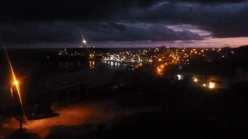 Farol Santa Marta Night
