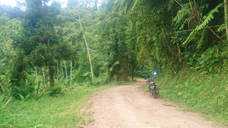 Morro near Pomerode