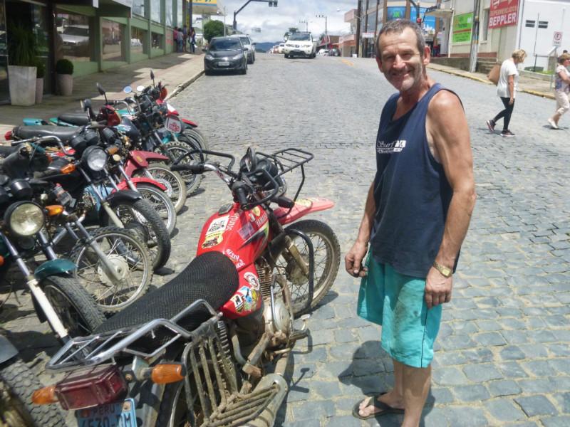Edson Moto Mechanic
