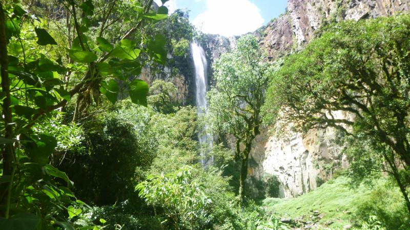 Cachoeira do Avancal