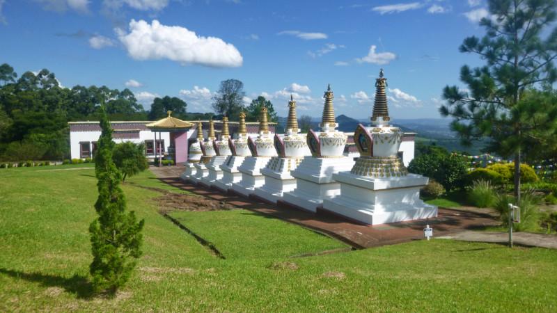 Chagdud Gonpa Brazil Buddhist Temple