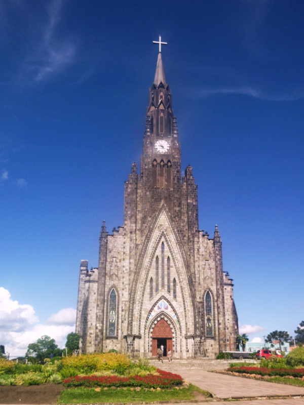 Cathedral of Our Lady of Lourdes, Canela