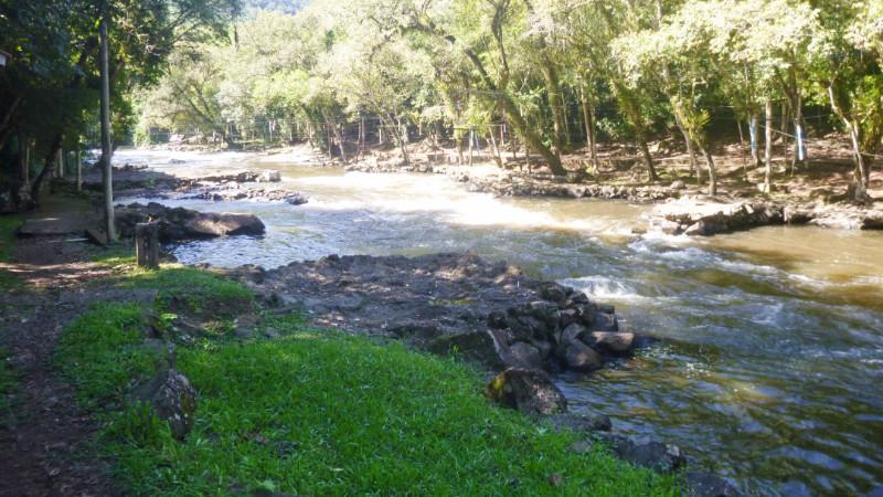 River Paranhana